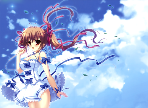 Konachan.com---201619-blush-bow-breasts-brown-hair-cleavage-clouds-dress-long-hair-mikeou-original-petals-red-eyes-sky-twintailsa75f151f798559d5497c93fb231d2155.png